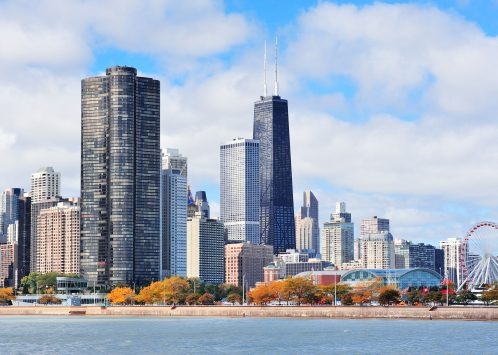 Taking on Chicago Ruling nears on lawsuit; church buy blocked by parking dispute