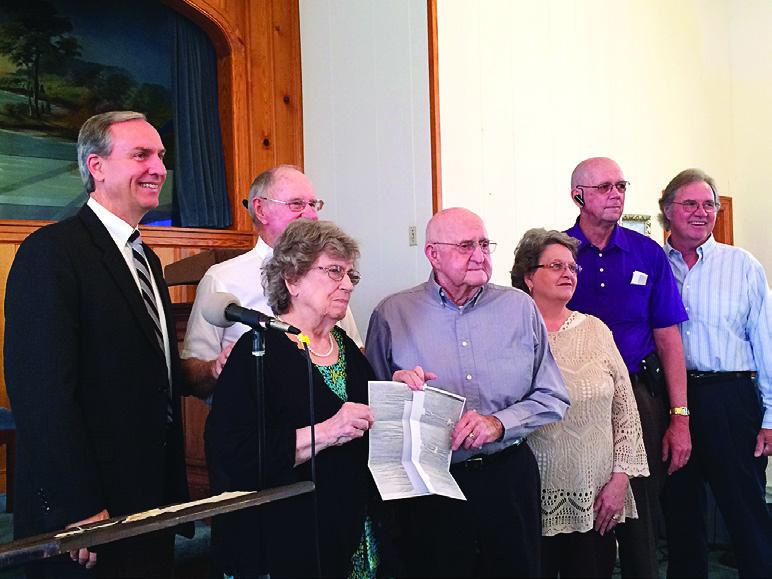 Nate Adams: Why churches last