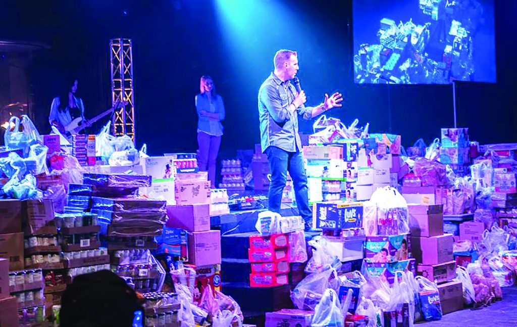 Churches band together for 'Big Give'