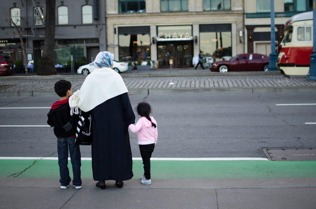 Refuge for refugees