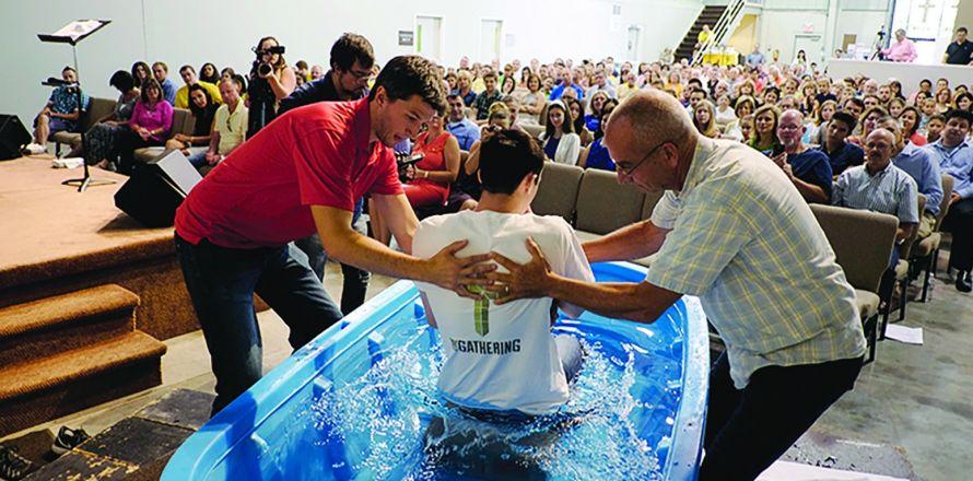 New church, new purpose Canadian pastor rediscovers joy leading church plant