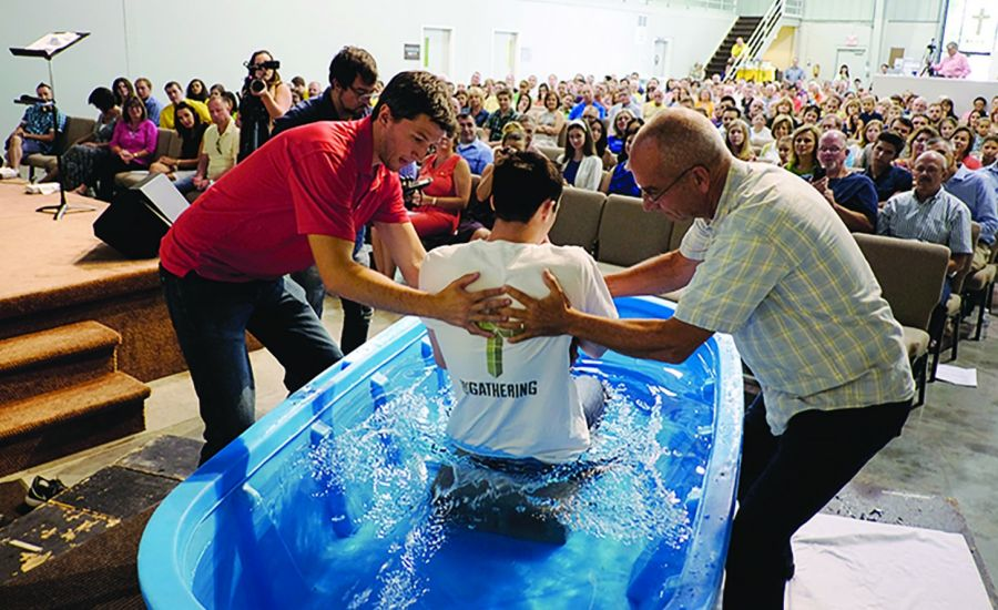 New church, new purpose Canadian pastor rediscovers joy leading church plant
