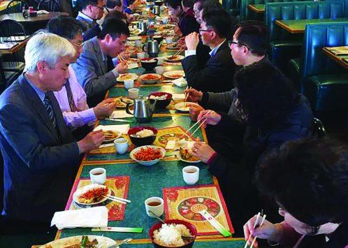 Encouragement is aim of Korean pastors' group