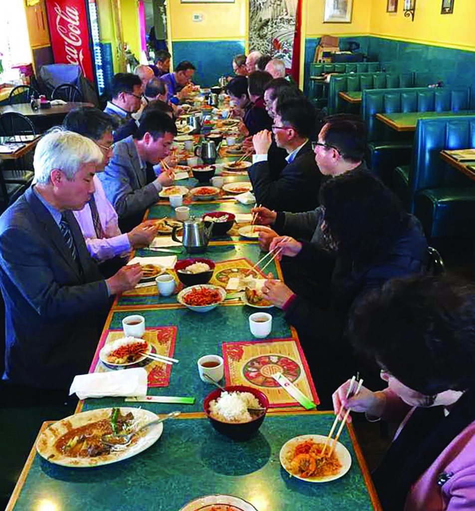 Encouragement is aim of Korean pastors' group