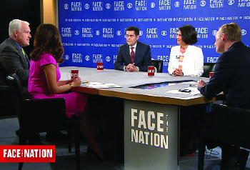 ERLC President Russell Moore joined a panel discussion on Face the Nation.