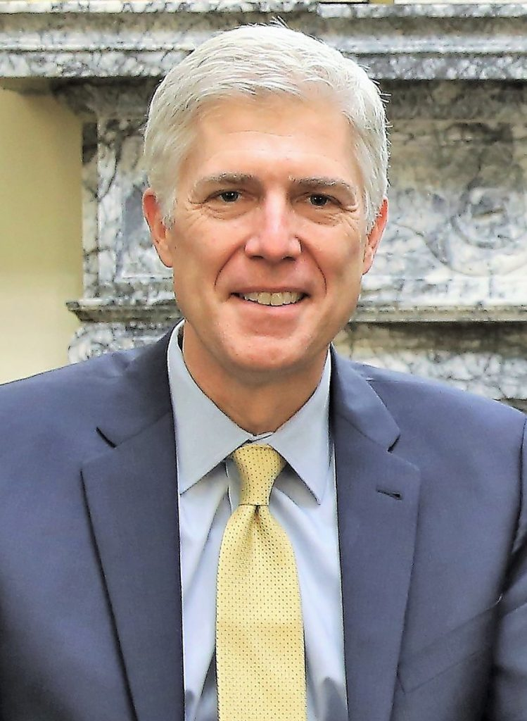 Gorsuch, High Court tackle religious liberty case