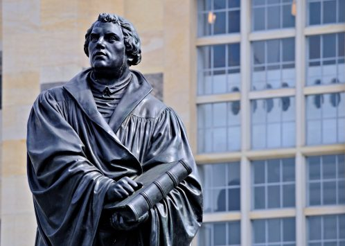 How the Reformation shapes our preaching