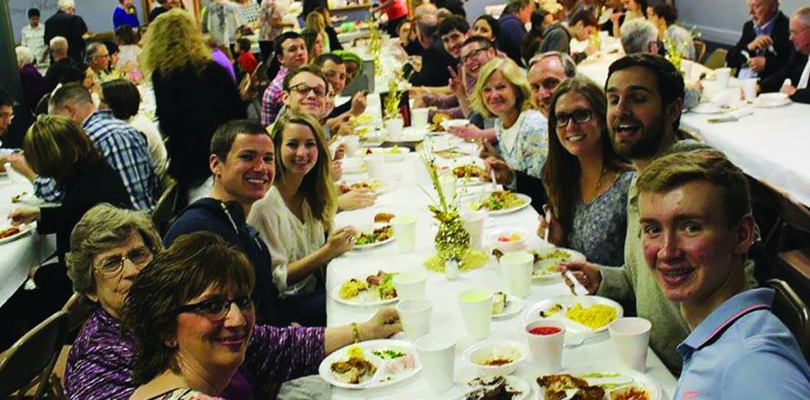 Calvary marks 50 years Elgin church celebrates missions legacy