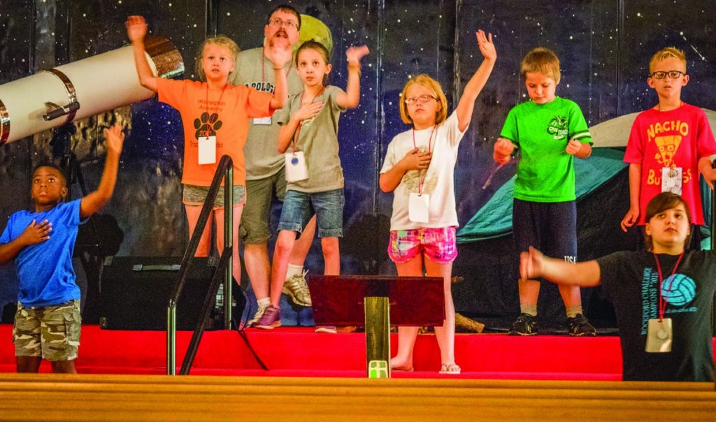 Rites of Summer: VBS