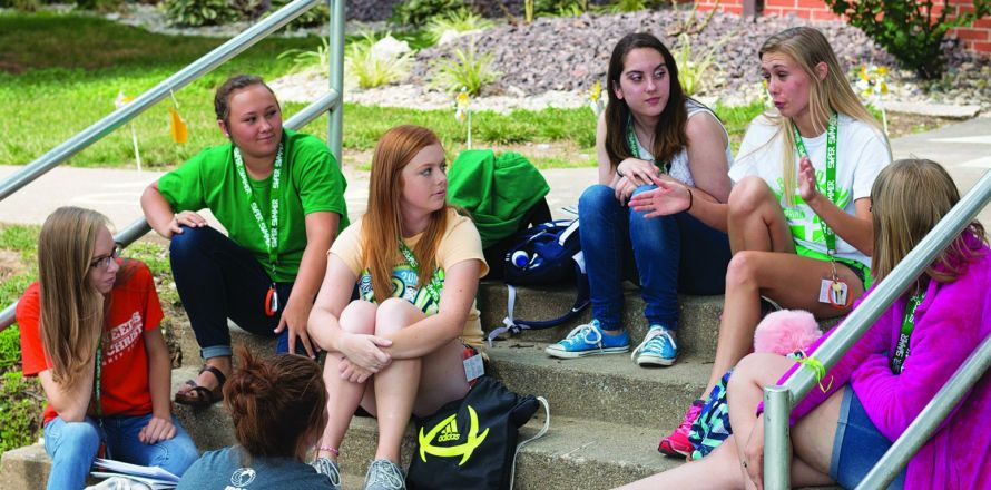 Rites of Summer: Camps; A week away from home can start the journey of a lifetime