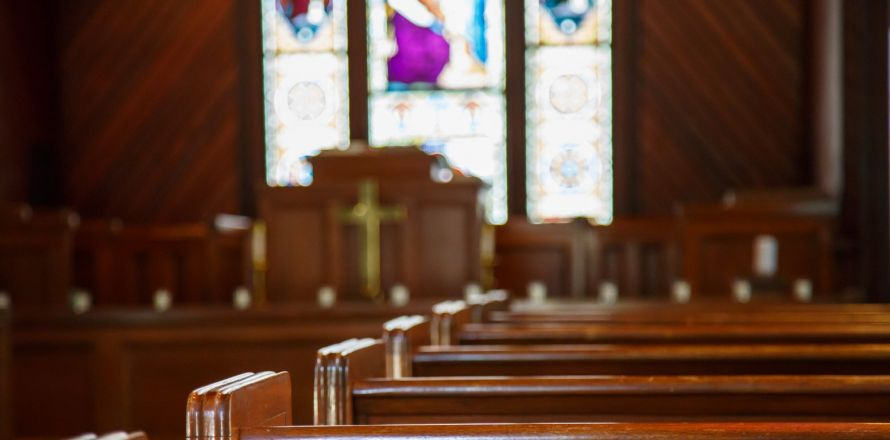 A place of safety: Why security should be on every church's radar