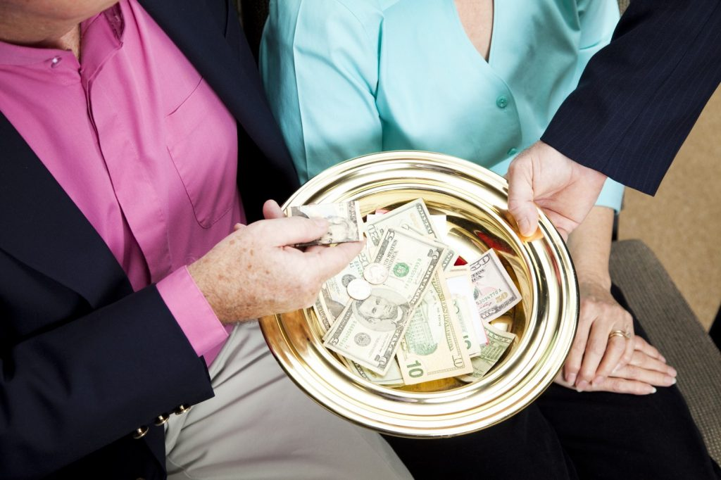Protection from embezzlement: Financial crime strikes 1 in 10 churches