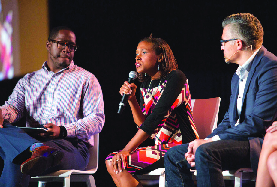 Talking with kids…about race; Parenting conference turns to serious discussions