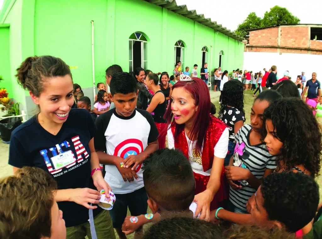Back to Brazil: 152 accept Christ as medical mission team returns to Rio