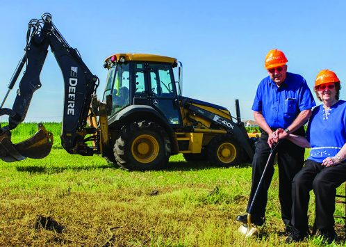 Vale Church breaks ground on new location