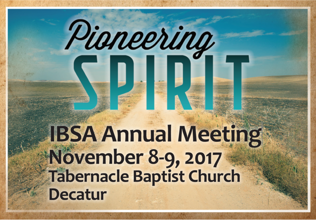 Pioneering spirit: Annual Meeting to focus on Illinois mission field