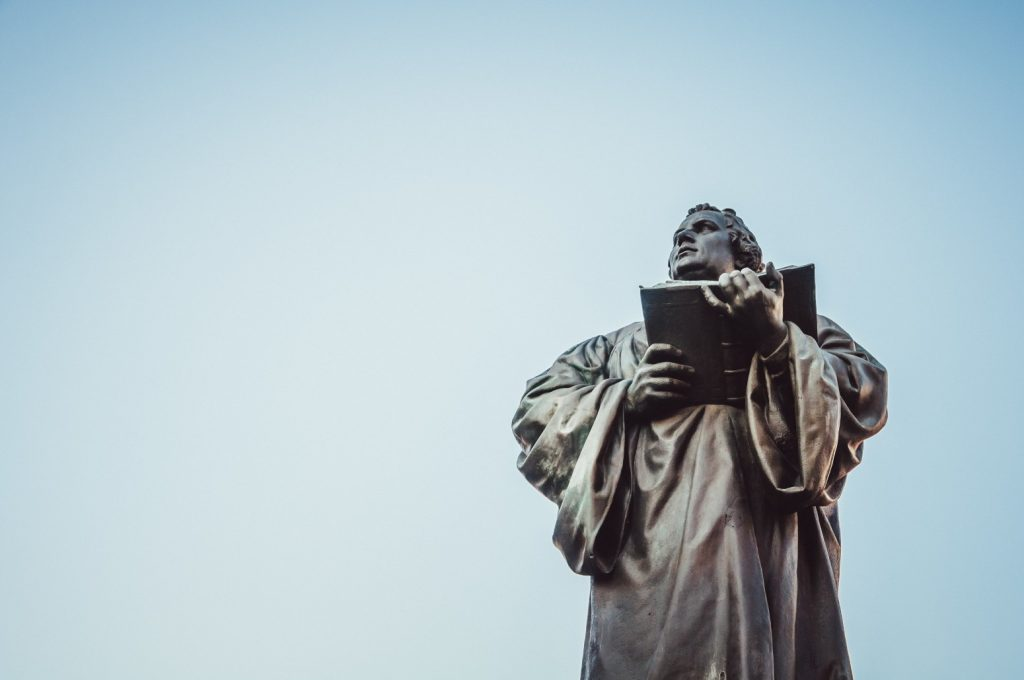 The 500th anniversary of the Protestant Reformation