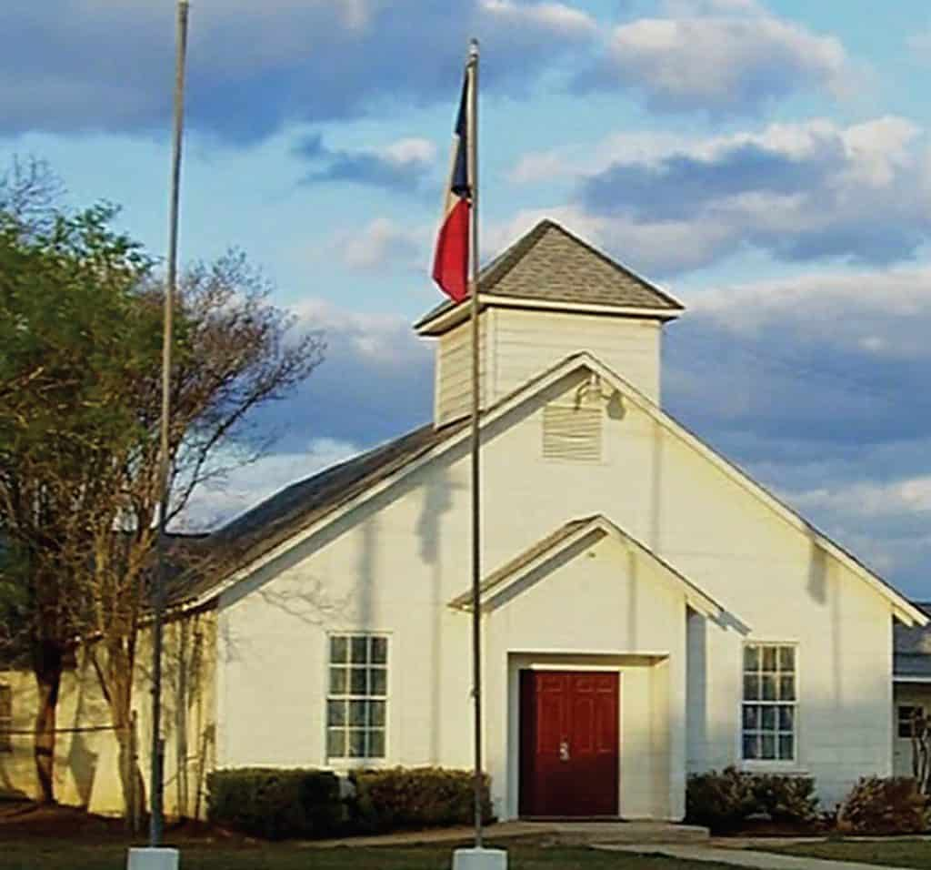 Darkness, light at Sutherland Springs