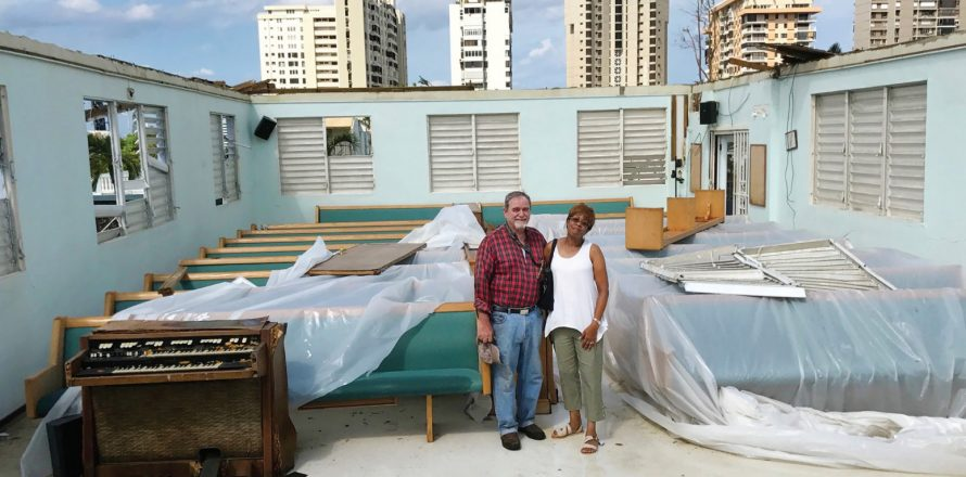 Help needed: Chicago pastor joins hurricane aid