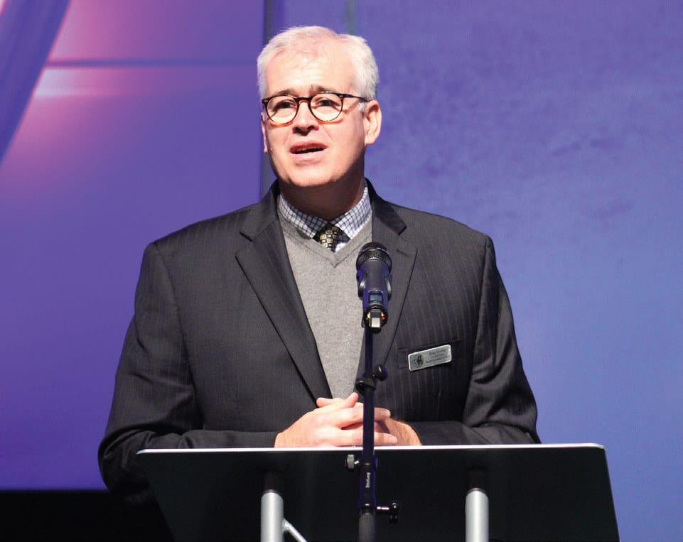 Baptist foundation of Illinois Legacy of Stewardship: Givers make lasting impact