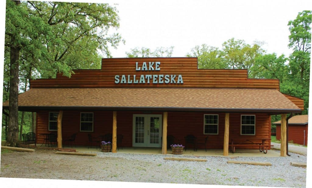 Lake Sallateeska celebrates 75 years