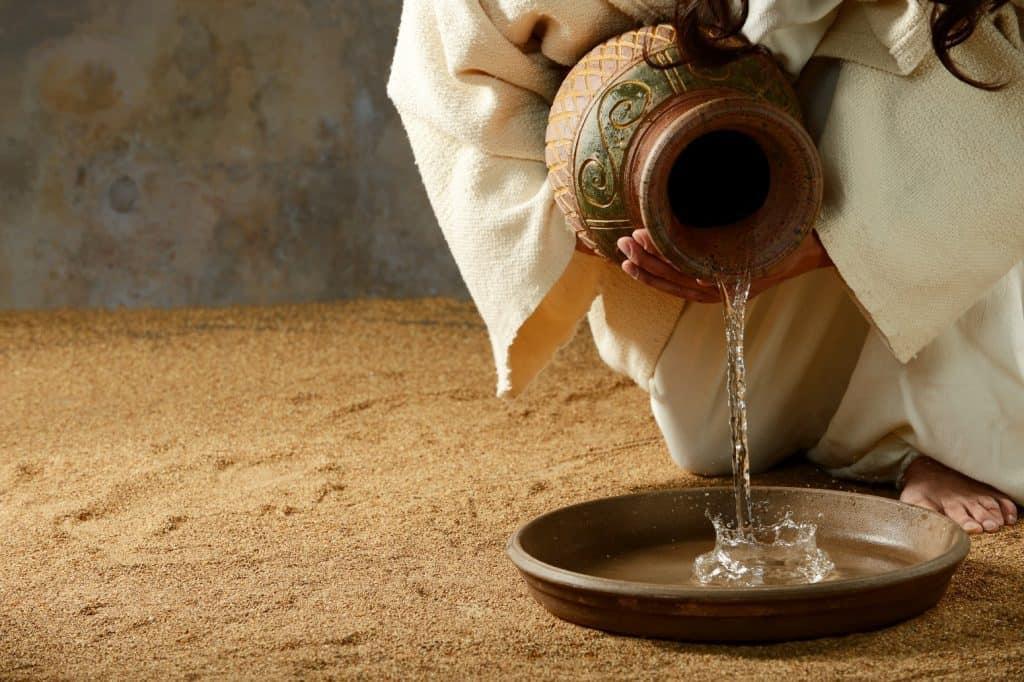 Jesus, the Ultimate servant