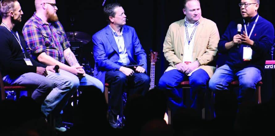 Not alone: Summit gathers 1,000 church leaders for learning, encouragement, and reminder of shared mission