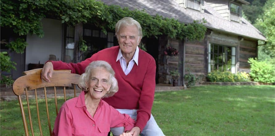 Three personal glimpses of Billy Graham