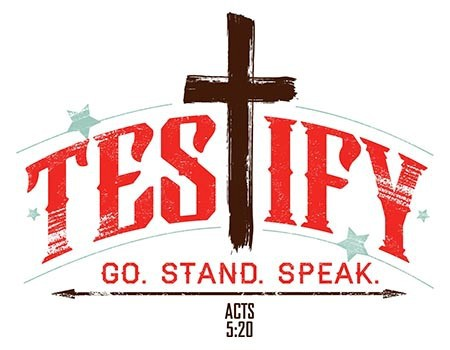 """Testify! Go. Stand. Speak."" will be the theme for the 2018 Southern Baptist Convention annual meeting June 12-13 at the Kay Bailey Hutchison Convention Center in Dallas."