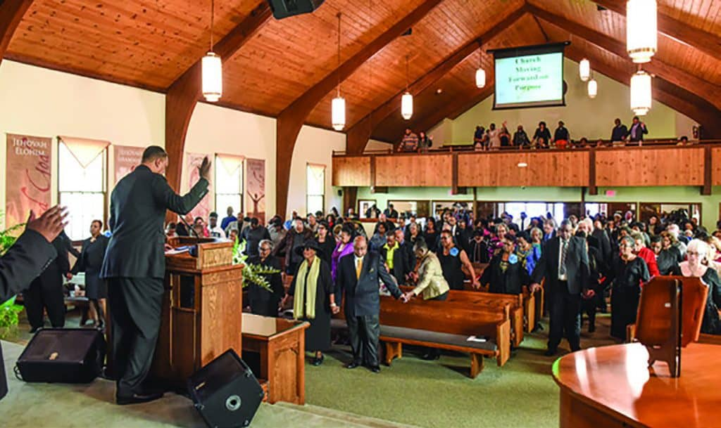Hillcrest celebrates legacy of faith