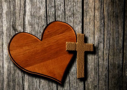 Cross-shaped love