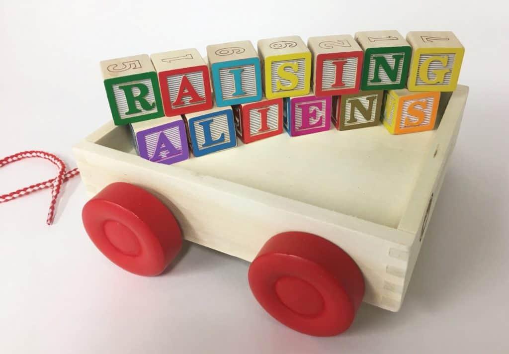 Raising Aliens: Families embrace 'strangeness'   for the sake of the gospel