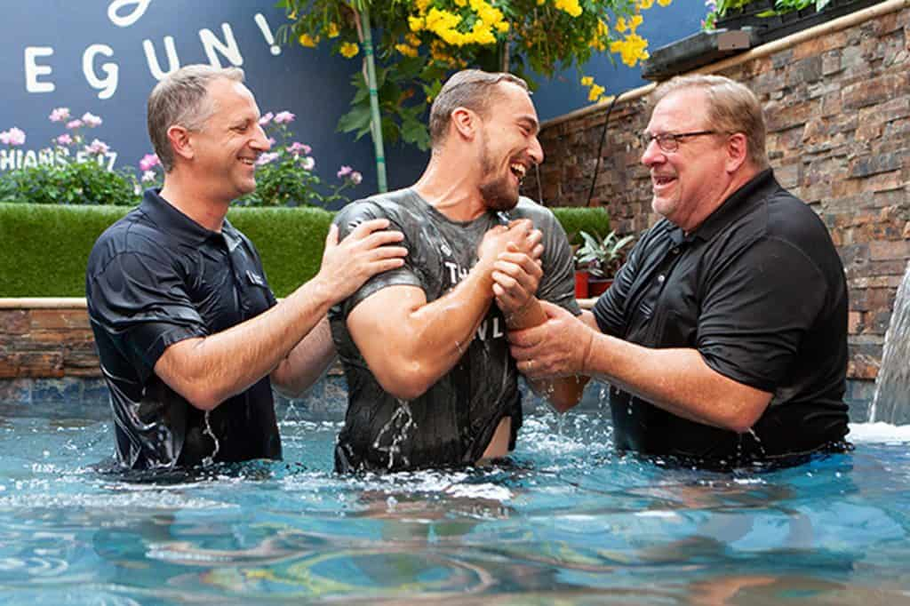 The Briefing: California church celebrates 50,000th baptism