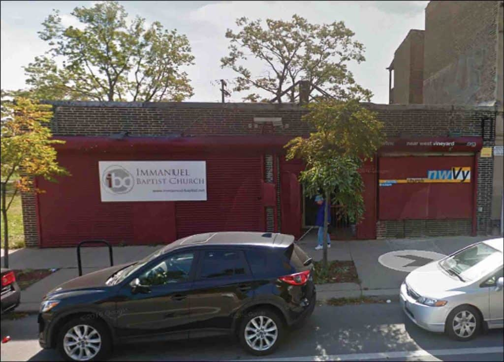 Chicago church nears building purchase