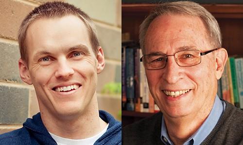 David Platt (left) and Clyde Meador (right)