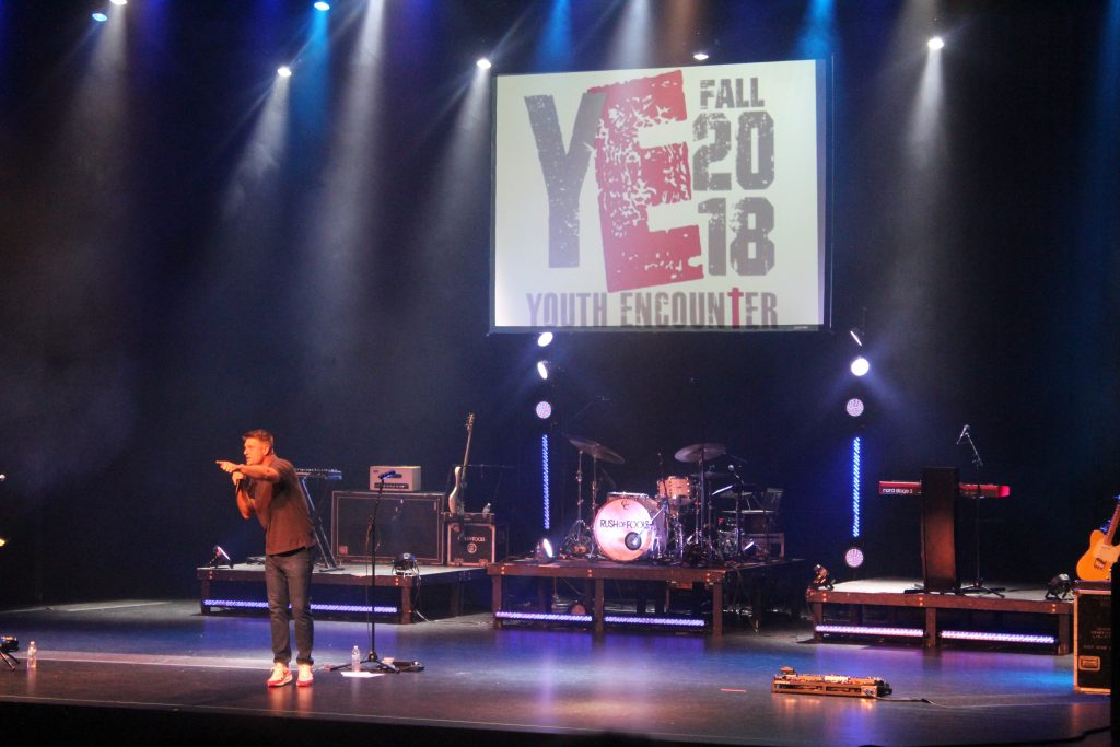 Not alone: Youth Encounter helps teens grow in their faith