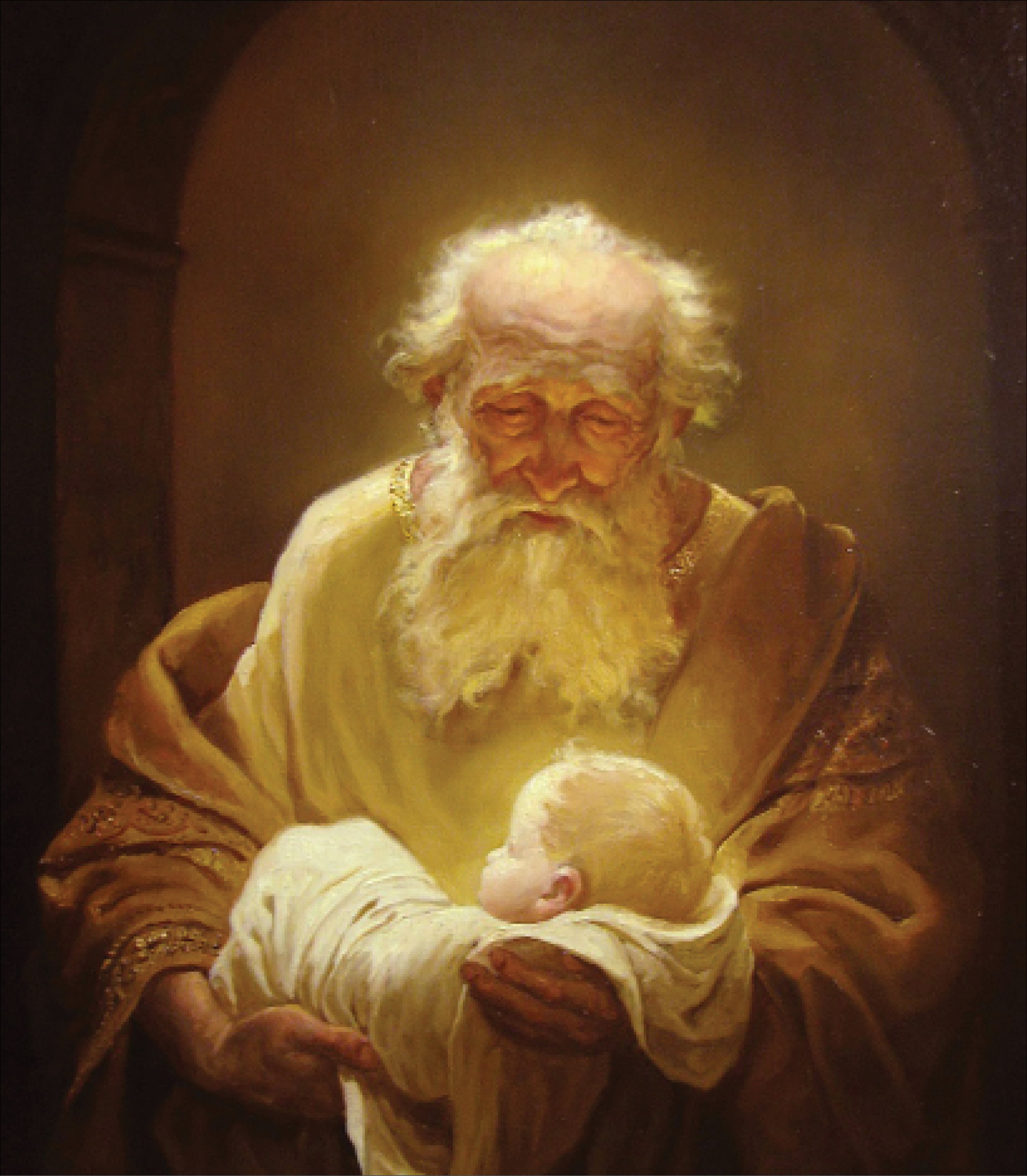 Avoiding Christmas letdown: Lessons from Simeon's song