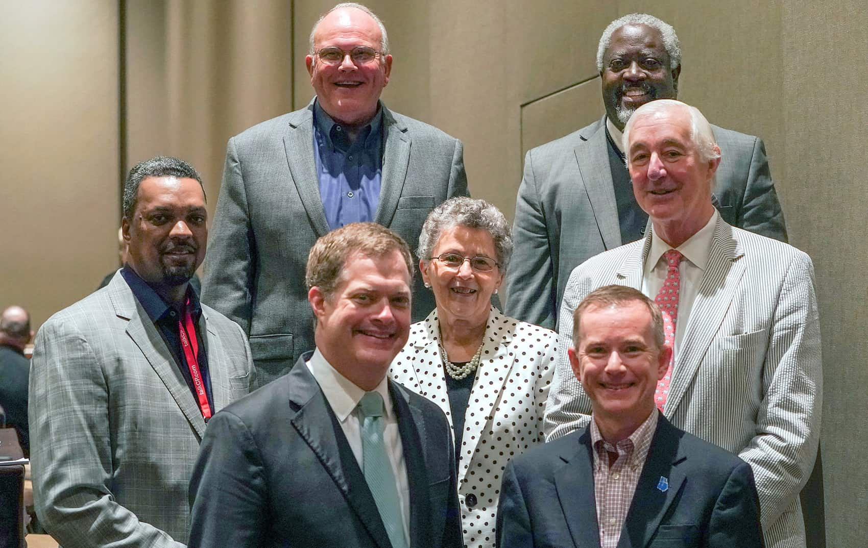SBC EC presidential search committee 2019