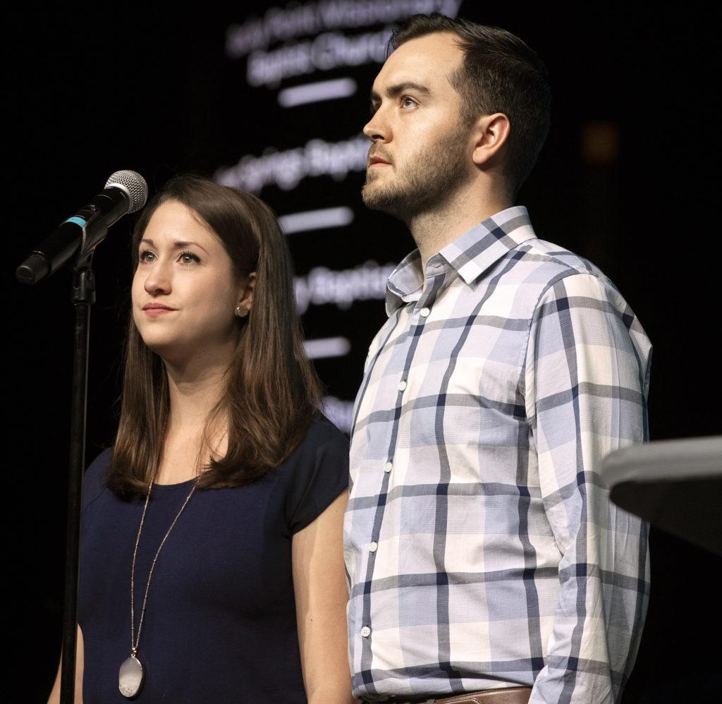 Caleb and Carina Beaty