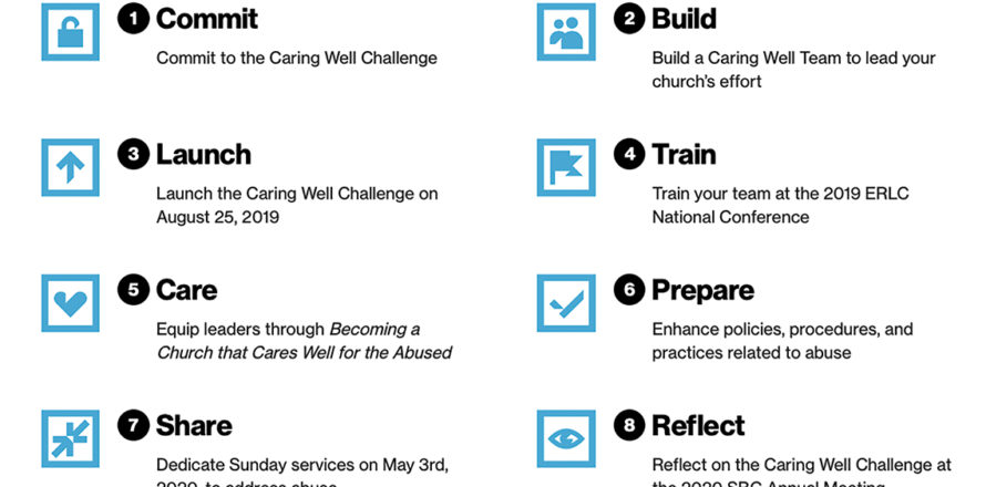 Caring Well Challenge 8 Steps