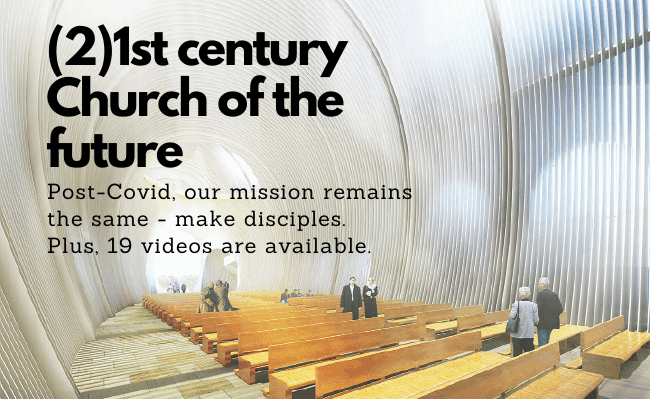 (2)1st century Church of the future