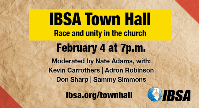 Feb. 4 Town Hall