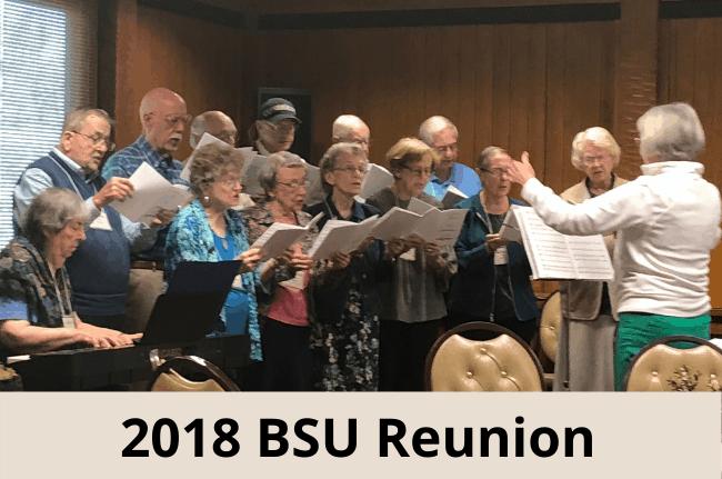 2018 BSU Reunion