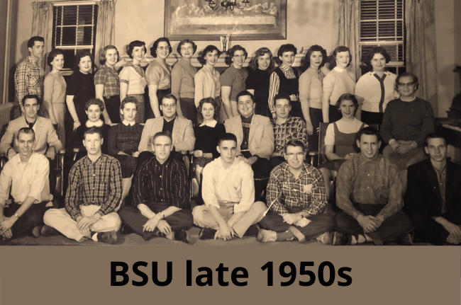 BSU late 1950s