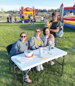 S Dakota block party